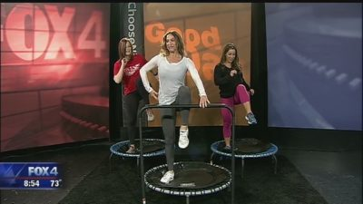 Rebounding your way to fitness